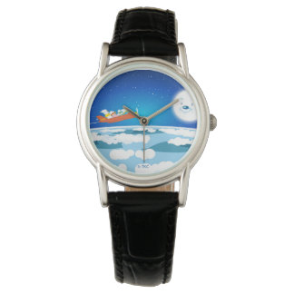 baburukiyanbasu (moon) wristwatches