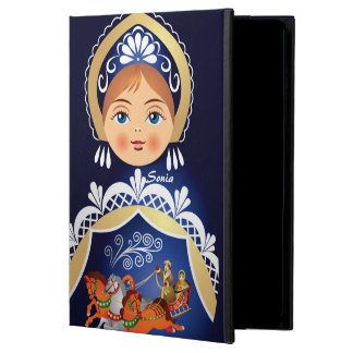 Babushka Matryoshka Russian Doll iPas Air case Cover For iPad Air