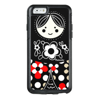 Babushka Matryoshka  Russian Doll OtterBox iPhone 6/6s Case