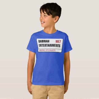 Babwah Youth T-Shirt