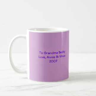 baby1, You're Going To Be.., A Grandma..Again!,... Coffee Mug