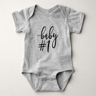 589500d6 Handwritten Script Gifts Baby Clothes & Shoes | Zazzle AU