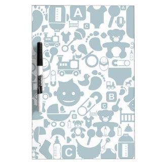 Baby a background2 dry erase board