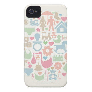 Baby a sphere iPhone 4 Case-Mate cases