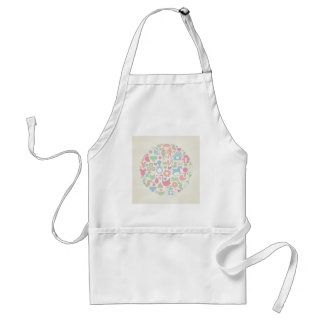 Baby a sphere standard apron