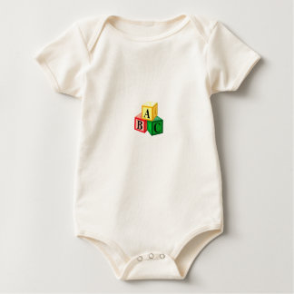 Baby ABC Baby Bodysuit