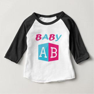 Baby ABC Block Baby T-Shirt