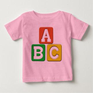 Baby ABC Block  Shirt