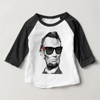 Baby Abraham Lincoln Shirt - Funny Abe Lincoln Tee