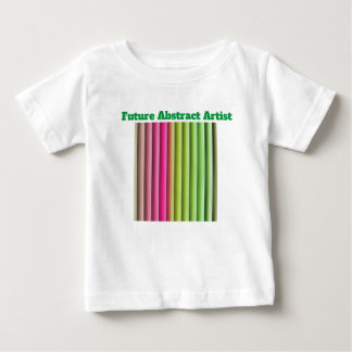 Baby Abstract Artist Baby T-Shirt