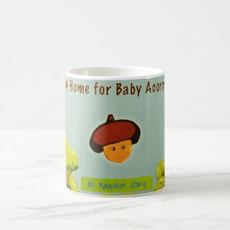 Baby Acorn Mug (add'tl styles & colors)