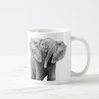 Baby African Elephant Mug