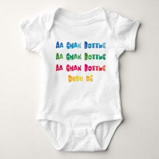 Baby - Ah Chak Bottle Baby Bodysuit