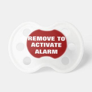 Baby Alarm Pacifier