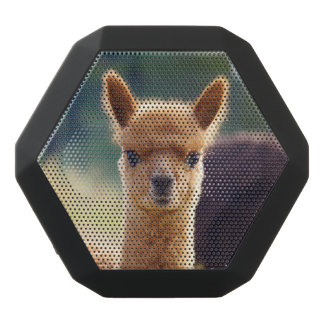 Baby Alpaca Black Boombot Rex Bluetooth Speaker
