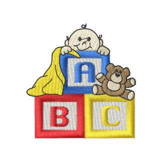 Baby and Blocks Hoodie