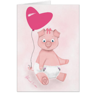 Baby Animals Greeting Cards