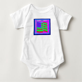 Baby Apparel, African American Baby Bodysuit