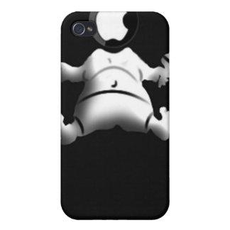 Baby Apple man iPhone 4/4S Cases