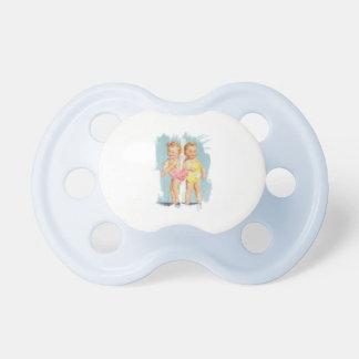 Baby Babies Shower Personalize Destiny Destiny'S Dummy