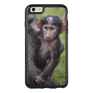 Baby Baboon Being Introduced To His Dad OtterBox iPhone 6/6s Plus Case