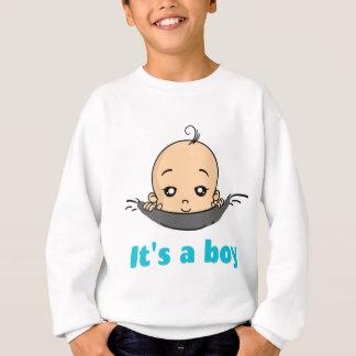 Baby baby pregnancy birth pregnant woman sweatshirt