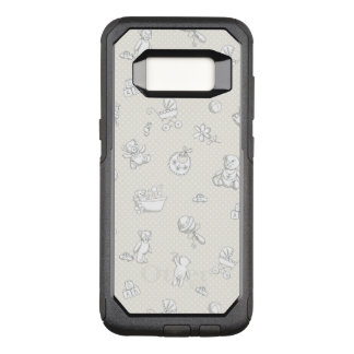 Baby background OtterBox commuter samsung galaxy s8 case