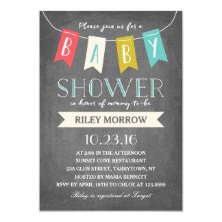Baby Banner | Baby Shower Invitation