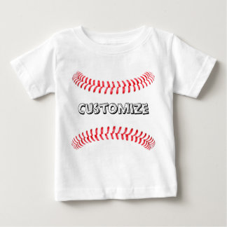 Baby Baseball Custom T-shirt
