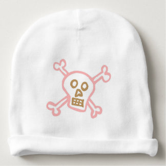 Baby Beanie - It's a Pirate's Life for Her!
