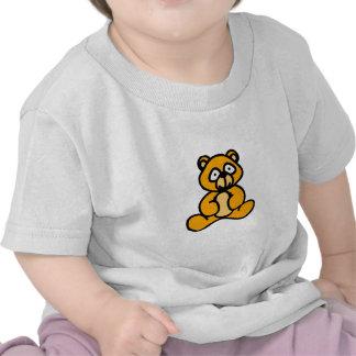 Baby bear cartoon tshirts