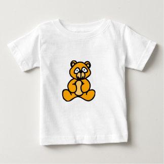 Baby bear cartoon tee shirt