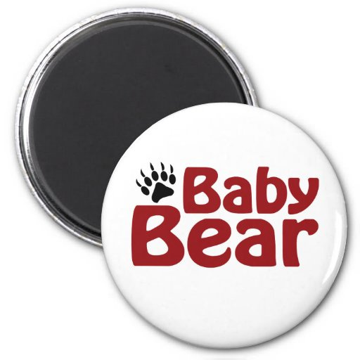 Baby Bear Claw Magnets