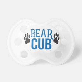 Baby Bear Cub Pacifier