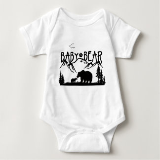 Baby Bear- Great Outdoors TShirt