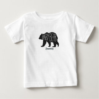 Baby Bear Tshirt Mummy & Me Infant Toddler Top