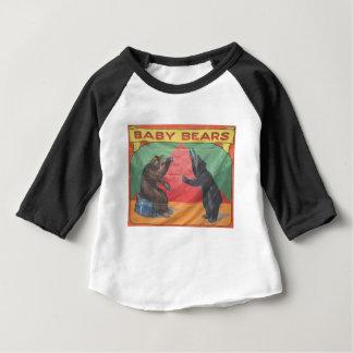 Baby Bears Baby T-Shirt