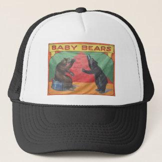 Baby Bears Trucker Hat