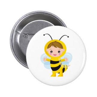 Baby Bee Pin
