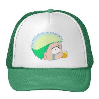 Baby Beel Head Trucker Cap