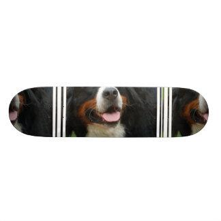 Baby Bernese Mountain Dog Skateboard Deck
