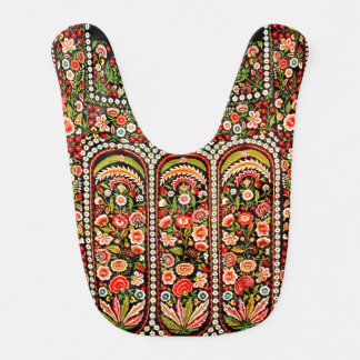 Baby Bib  Antique Indian Design Just Beautiful