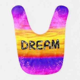 Baby Bib-DREAM-multicolor Baby Bib