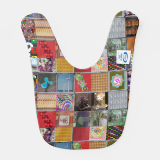 Baby Bib shield fun KIDS Love Pets Cute Honey gift