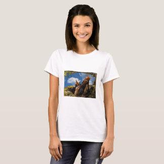 Baby Birds Din Din Time T-Shirt