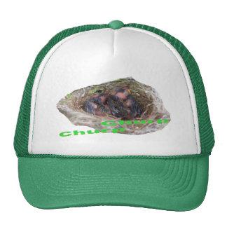 Baby Birds Trucker Hats