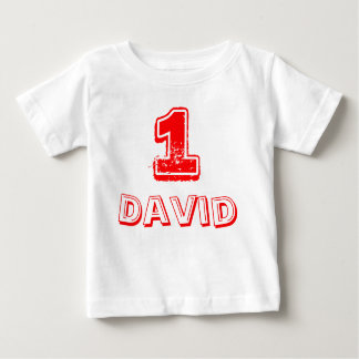 Baby Birthday Design Baby T-Shirt