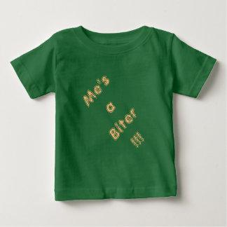 Baby Biter: Me's a biter!!! Baby T-Shirt