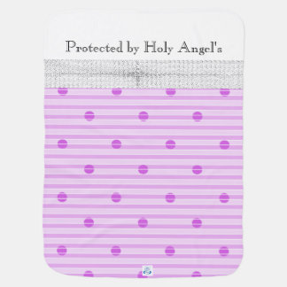 Baby-Blanket-Holy-Love-Wrap-Design-Mod-Two-Sided Baby Blanket
