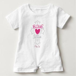 Baby Bling Life Romper Baby Bodysuit